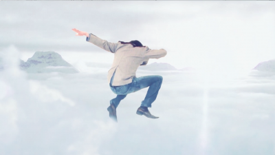 """In The Clouds"" (Apple Commercial)"